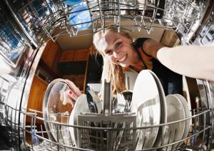 Ahorro en el lavavajillas