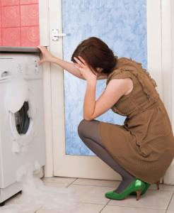 Disgustos con los electrodomésticos