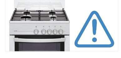 balay alerta cocina de Gas